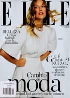 Elle Spanish Magazine Issue NO 408