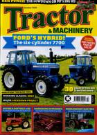 Tractor And Machinery Magazine Issue OCT 20
