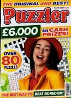 Puzzler Magazine Issue NO 606