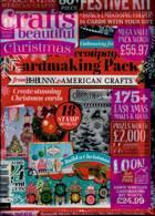 Crafts Beautiful Magazine Issue XMAS 20