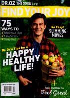 Dr Oz The Good Life Magazine Issue NO 53