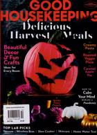 Good Housekeeping Usa Magazine Issue OCT 20