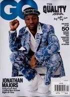 Gq Us Magazine Issue OCT 20