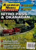 Railroad Model Craftsman Magazine Issue 08