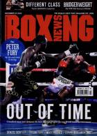 Boxing News Magazine Issue 19/11/2020