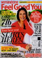 Woman Home Feel Good You Magazine Issue JAN 21