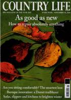 Country Life Magazine Issue 18/11/2020