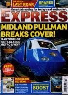 Rail Express Magazine Issue DEC 20