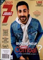 Tele 7 Jours Magazine Issue NO 3151