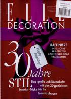 Elle Decoration German Magazine Issue NO 5