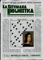 La Settimana Enigmistica Magazine Issue NO 4622