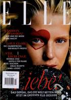 Elle German Magazine Issue NO 10