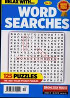 Relax With Wordsearches Magazine Issue NO 12