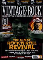 Vintage Rock Magazine Issue DEC-JAN