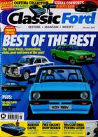 Classic Ford Magazine Issue JAN 21