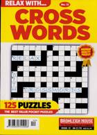 Relax With Crosswords Magazine Issue NO 12