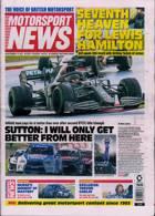 Motorsport News Magazine Issue 19/11/2020