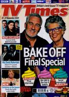 Tv Times England Magazine Issue 21/11/2020