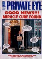 Private Eye  Magazine Issue NO 1535