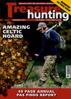 Treasure Hunting Magazine Issue JAN 21