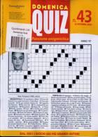 Domenica Quiz Magazine Issue NO 43
