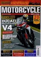 Motorcycle Sport & Leisure Magazine Issue JAN 21