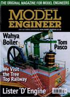 Model Engineer Magazine Issue NO 4653