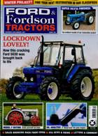 Ford And Fordson Tractors Magazine Issue DEC-JAN