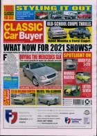Classic Car Buyer Magazine Issue 18/11/2020
