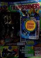 Transformers Rid Magazine Issue NO 60