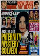 National Enquirer Magazine Issue 07/12/2020