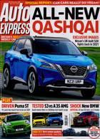 Auto Express Magazine Issue 18/11/2020