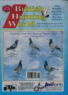 British Homing World Magazine Issue NO 7551