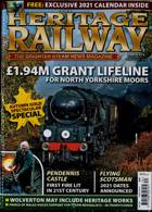Heritage Railway Magazine Issue NO 274