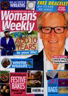 Womans Weekly Magazine Issue 01/12/2020