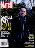 Paris Match Magazine Issue NO 3729
