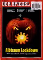 Der Spiegel Magazine Issue NO 43