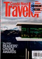 Conde Nast Traveller Usa Magazine Issue NOV 20