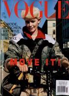 Vogue German Magazine Issue NO 10