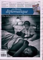 Le Monde Diplomatique English Magazine Issue NO 2008