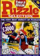 Take A Break Puzzle Select Magazine Issue NO 12