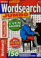 Family Wordsearch Jumbo Magazine Issue NO 310