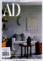 Architectural Digest Spa Magazine Issue NO 159