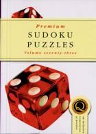 Premium Sudoku Puzzles Magazine Issue NO 73