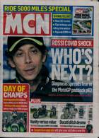 Motorcycle News Magazine Issue 21/10/2020