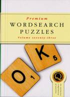 Premium Wordsearch Puzzles Magazine Issue NO 73