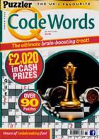 Puzzler Q Code Words Magazine Issue NO 465