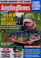Angling Times Magazine Issue 20/10/2020