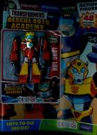 Rescue Bots Magazine Issue NO 36