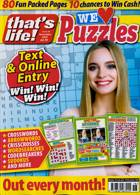 Thats Life We Love Puzzles Magazine Issue NO 18
